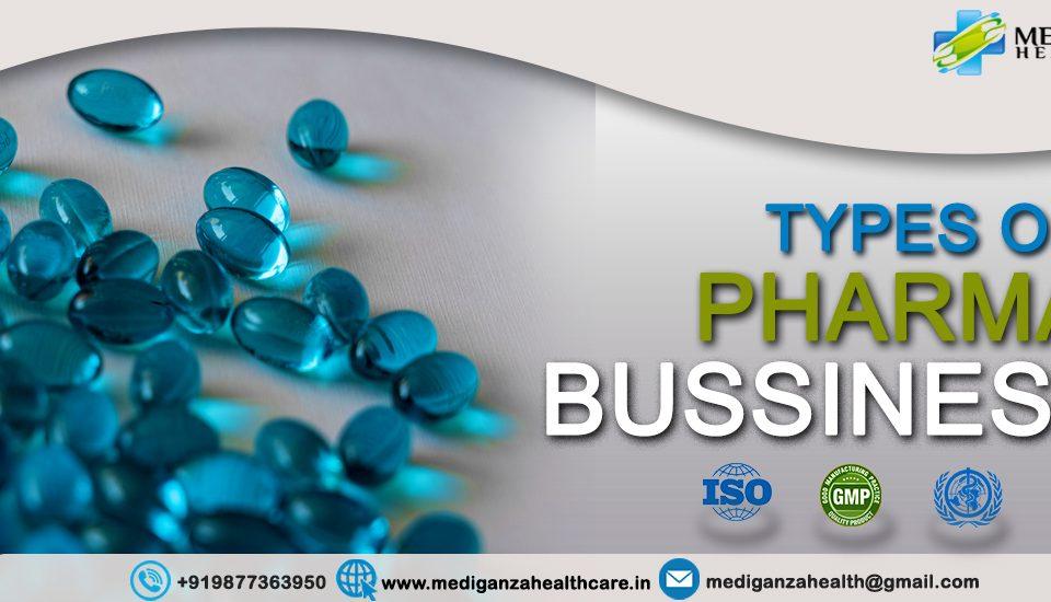 Types of Pharma business