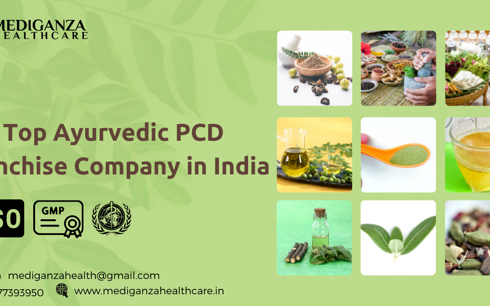 Top Ayurvedic PCD Franchise Company in India