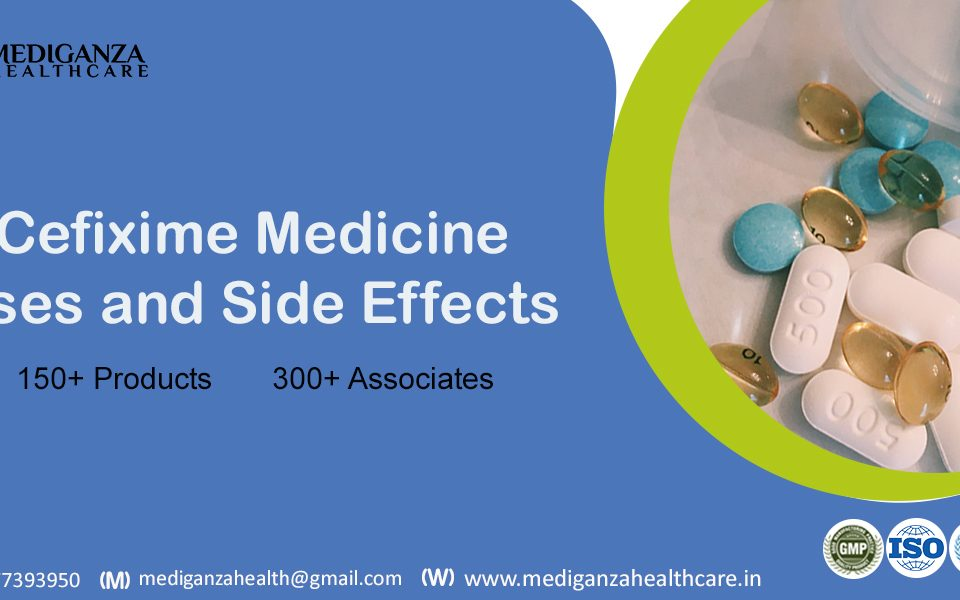 Cefixime Medicine Uses and Side Effects